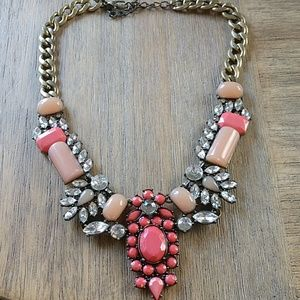 Statement necklace,euc